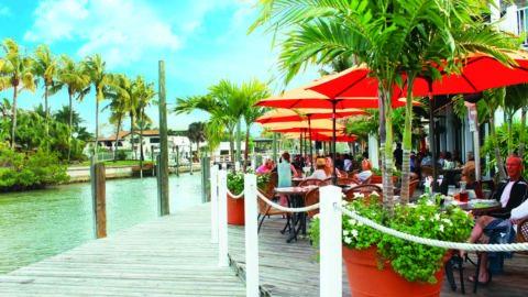 Matanzas on the Bay waterfront