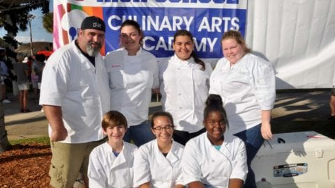 Cape Coral High School Culinary Arts