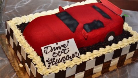 Drive out hunger cake 2