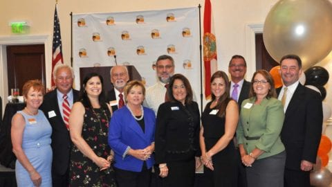 Estero Chamber of Commerce Annual Luncheon 2017