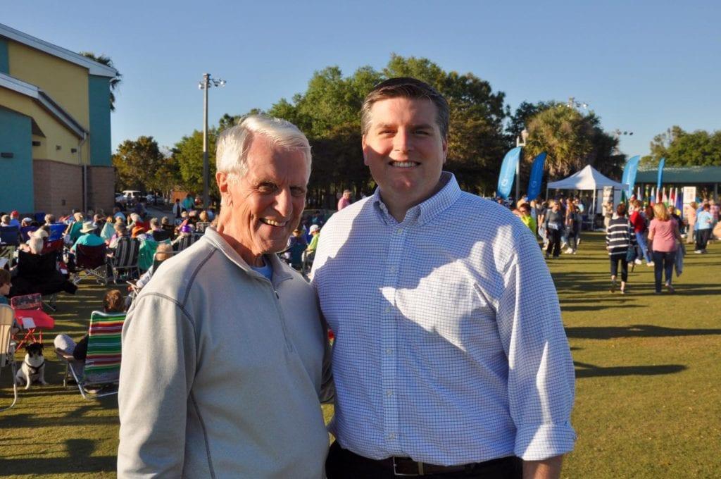 Wayne Smith and Brian Hamman