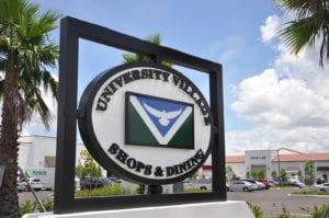 Now Open- University Village