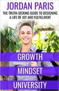Growth Mindset University book cover