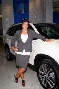 Linda Quiroz, Coconut Point Honda