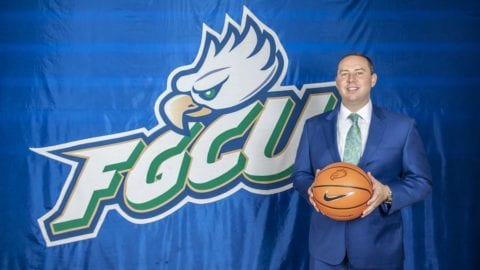 FGCU Men's Basketball Coach