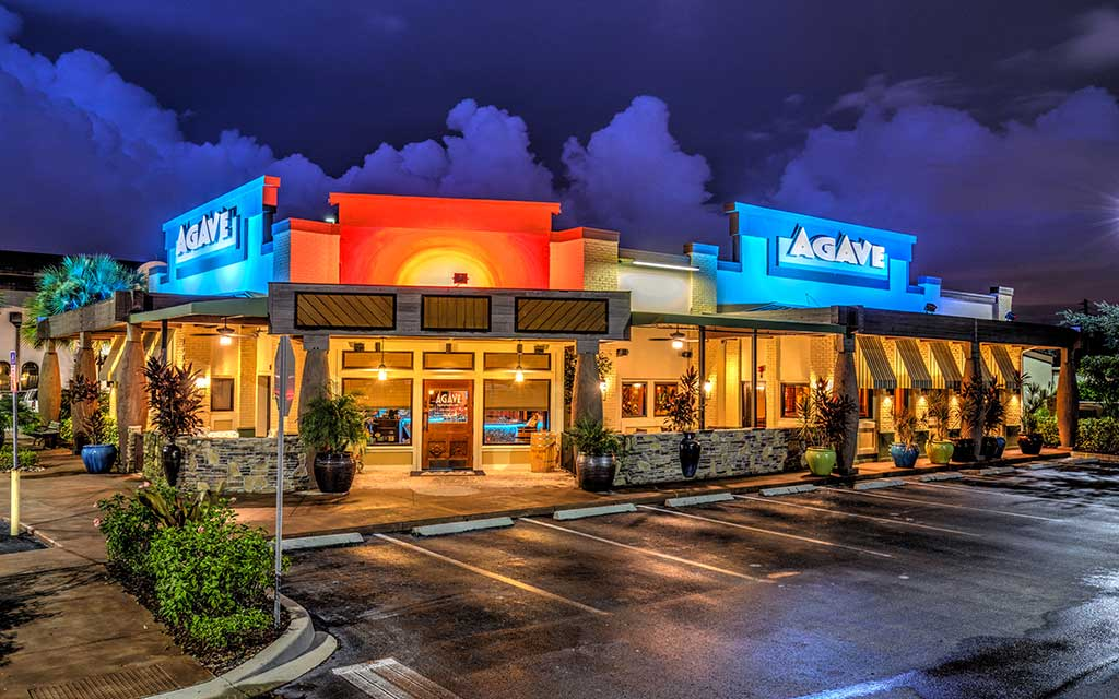 Agave dining review