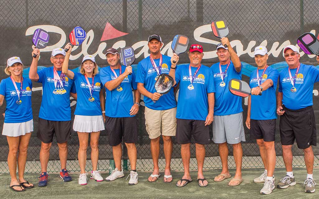 PIckleball estero, fl