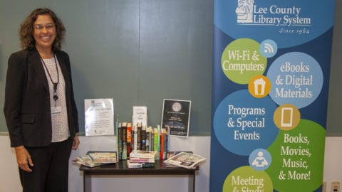 Melissa-Baker-manager-of-programming-and-community-outreach-for-the-Fort-Myers-Library