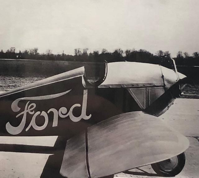 ford plane