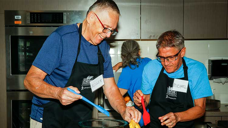 A Healthy Lifestyle Begins In The Kitchen Learn To Cook Smart At Lee Health Coconut Point Estero Life Magazine