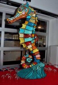 Seahorse at Fish Tale Restaurant