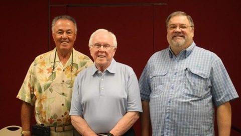 ECCL leadership includes Barry Freedman, President Jim Gilmartin and COO Mark Novitzki