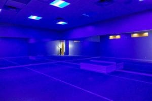 Our Yoga Place uses ultraviolet light to kill bacteria