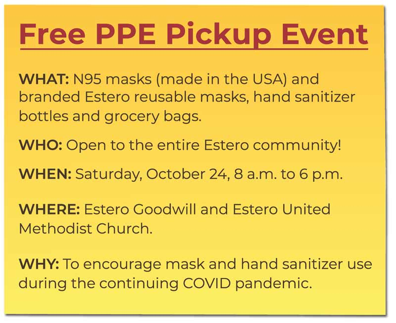 estero_free_PPE_pickup_event