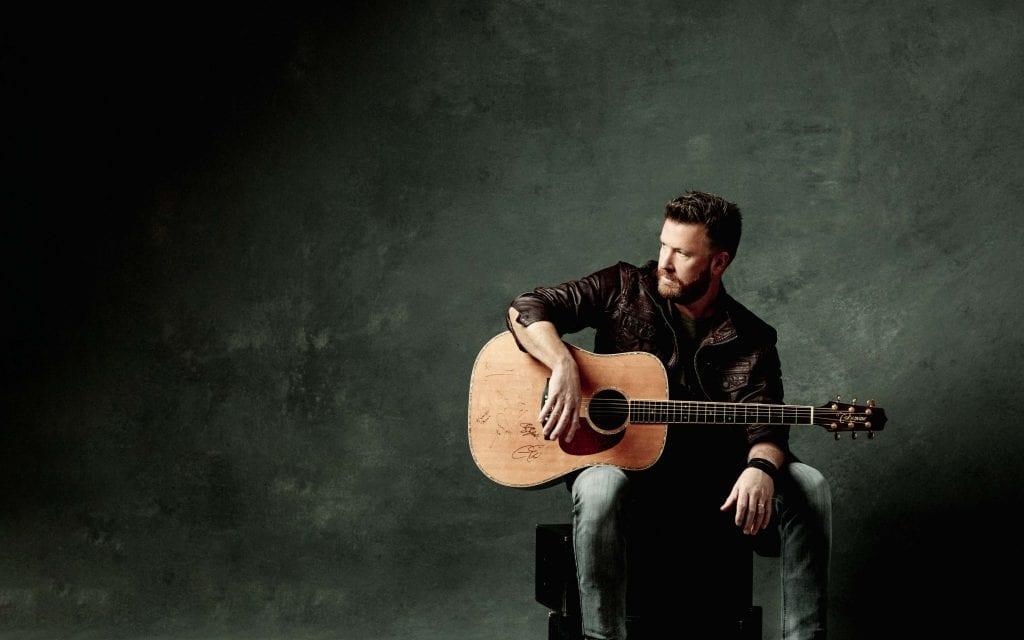 Ben Allen with guitar