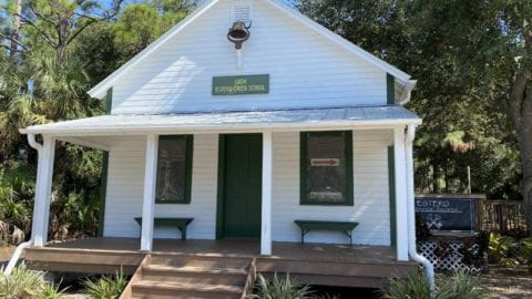 Estero Creek Schoolhouse