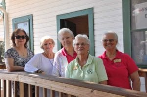 Longtime Estero Historical Society members