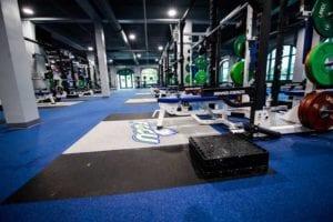 Sublett Strength Training Facililty