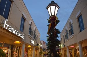Christmas at Miromar Outlets