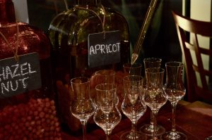 Apricot-Infused Grappa