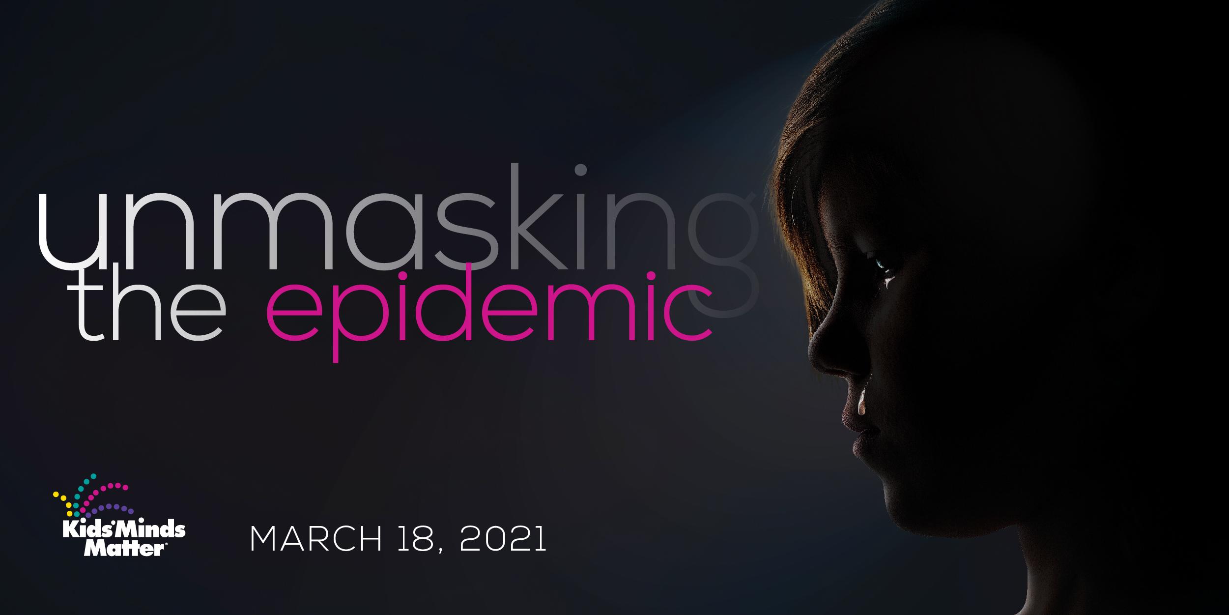 Unmasking the epidemic logo