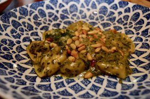 Pesto Genovese Tortelini