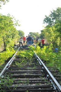 Seminole Gulf Railway corridor in Estero