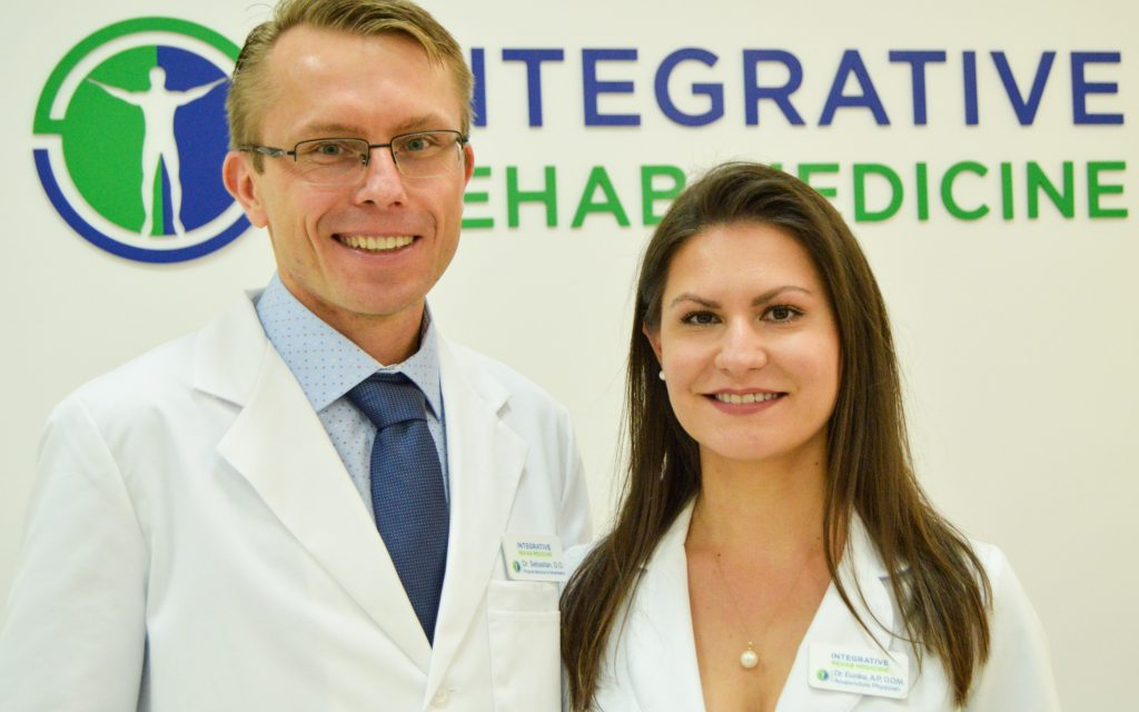Sebastian and Eunika Klisiewicz_ owners of Integrative Rehab Medicine