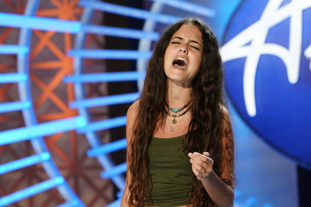 Casey Bishop live audition