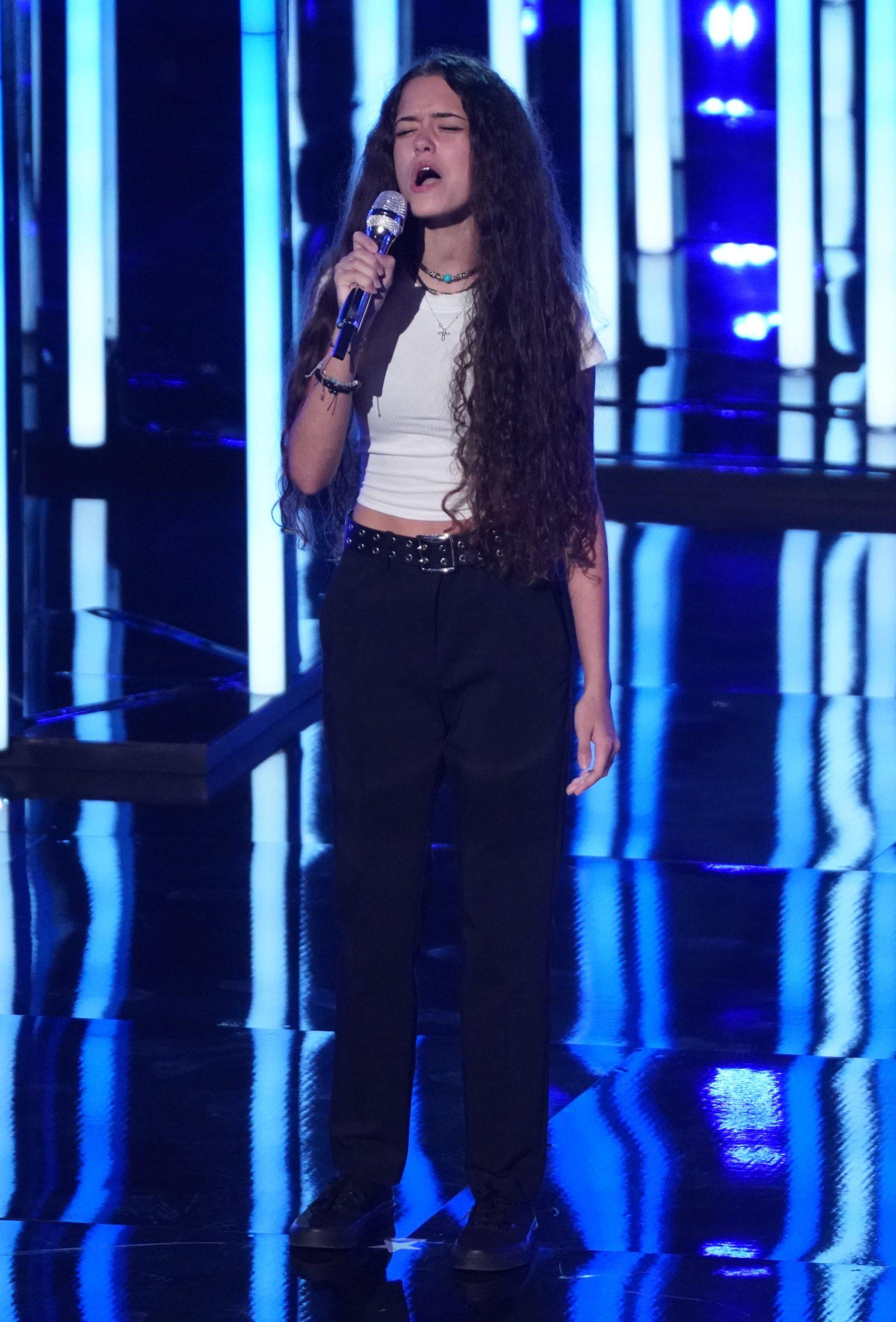 Casey Bishop on American Idol