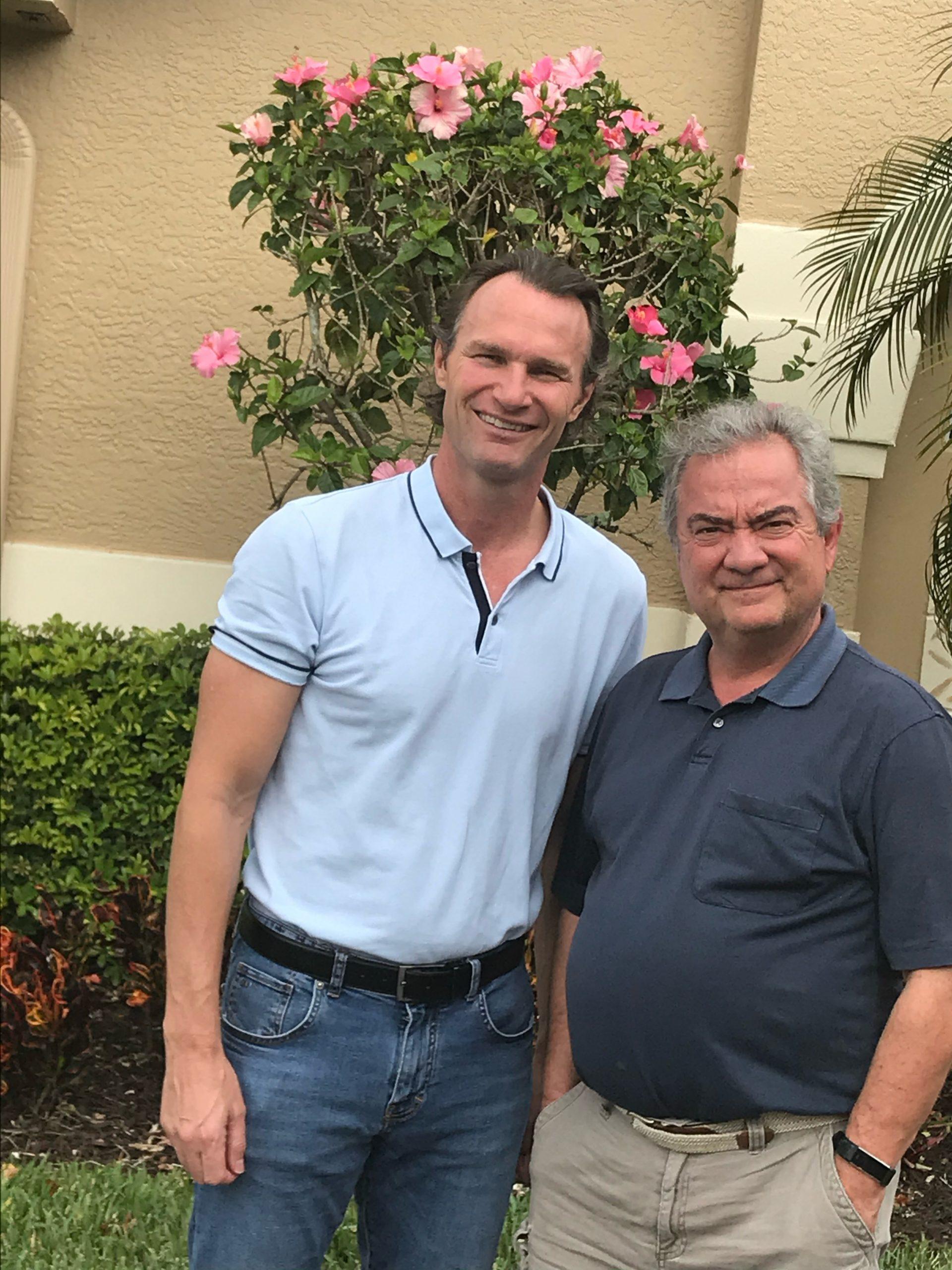 Greg Poss and Craig Handel