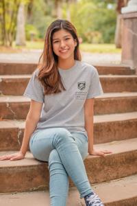 Ashley Alarcon, American Battlefield Trust Youth Leadership representative