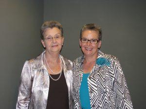 Carol Howell and her Momma Vera Jean Holder