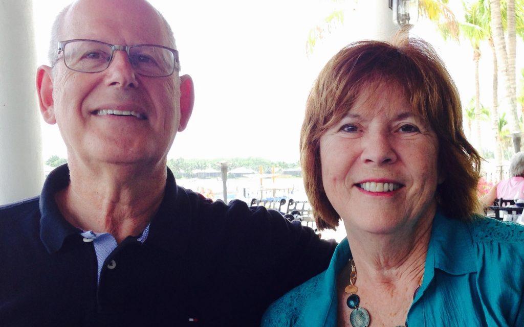 Lowell and Sally Senitz