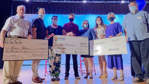 ECCL scholarship winners