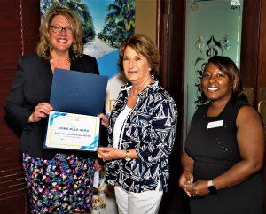Ribble receives Home Rule Hero award