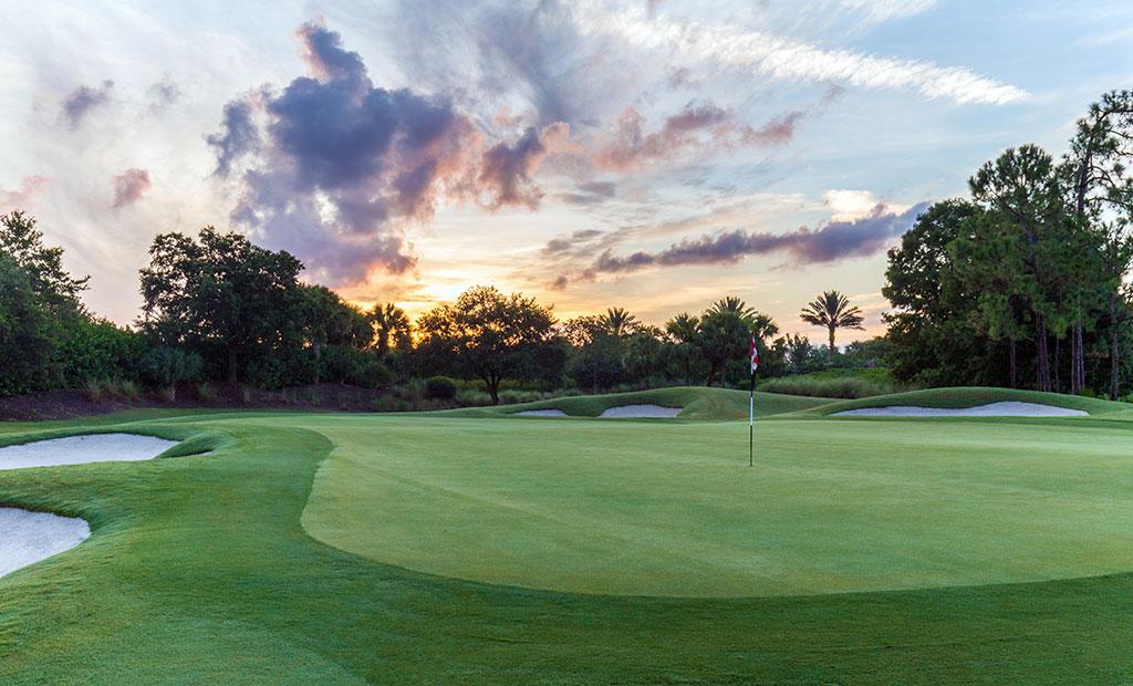 Spring Run golf course