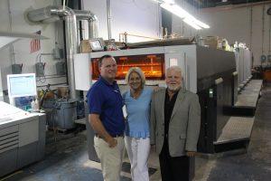 Wes Weidenmiller, Wendy Gexler and Gary Israel