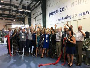Presstige Printing celebrating 40 years