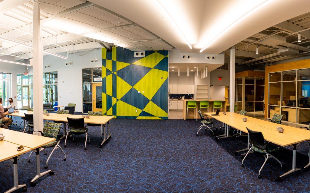 New School of Entrepreneurship facilities