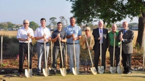 Estero-County-Club-at-The-Vines-golf-course-groundbreaking